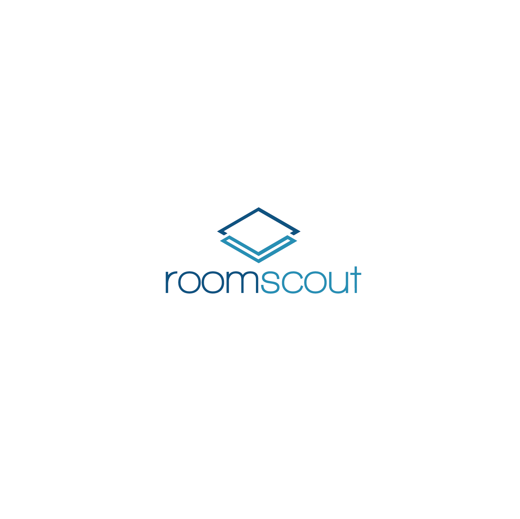 Logo & Visitenkarte für Roomscout Logo & Visitenkarte designen