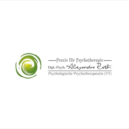 Logo-Design für Praxis für Psychotherapie