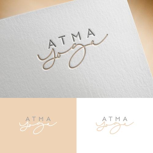Logo-Design für Yogastudio