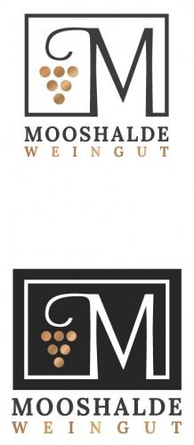 Logo-Design für Weingut Mooshalde