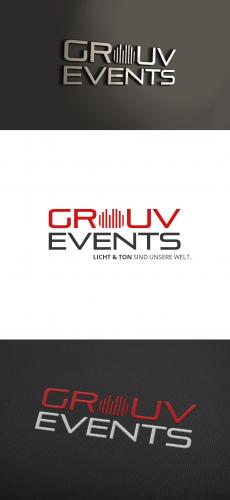 Logo-Design für DJ- und Veranstaltungsservice