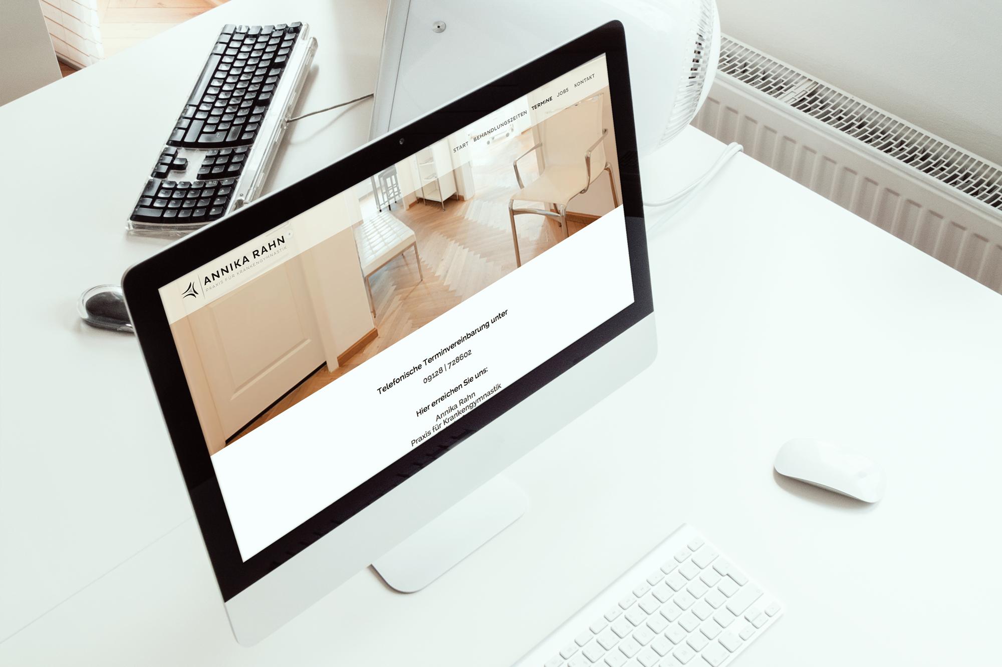 Design Praxis für Krankengymnastik » Corporate design package ...
