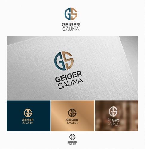 Logo-Design für kleinen Handwerksbetrieb mit Spezialiserung auf Saunabau