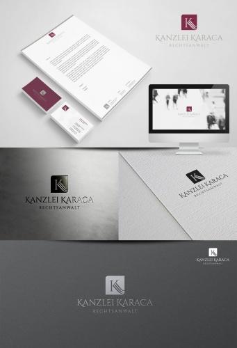 Corporate Design für eine Rechtsanwaltskanzlei