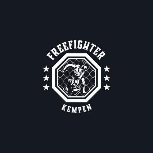 Logo-Design für junge Kampfsportschule