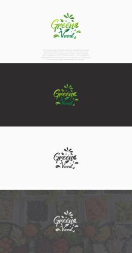 Logo-Design für veganen Supermarkt