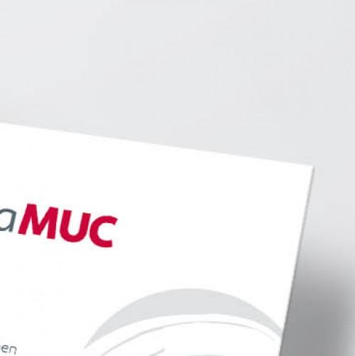Logo & Visitenkarte für private Deutschschule