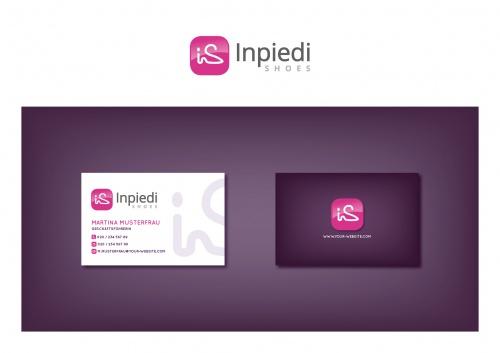 Online Shop Braucht Logo Mit Icon Und Visitenkar Logo