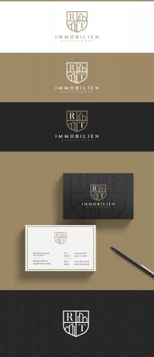 Logo & Visitenkarte für RT Immobilien