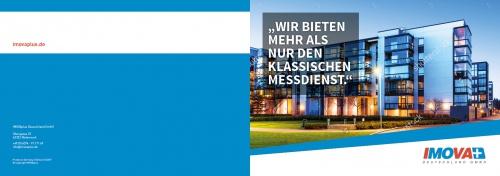 Unternehmensvorstellung : Broschüre DIN A4 ca. 6 Innenseiten.