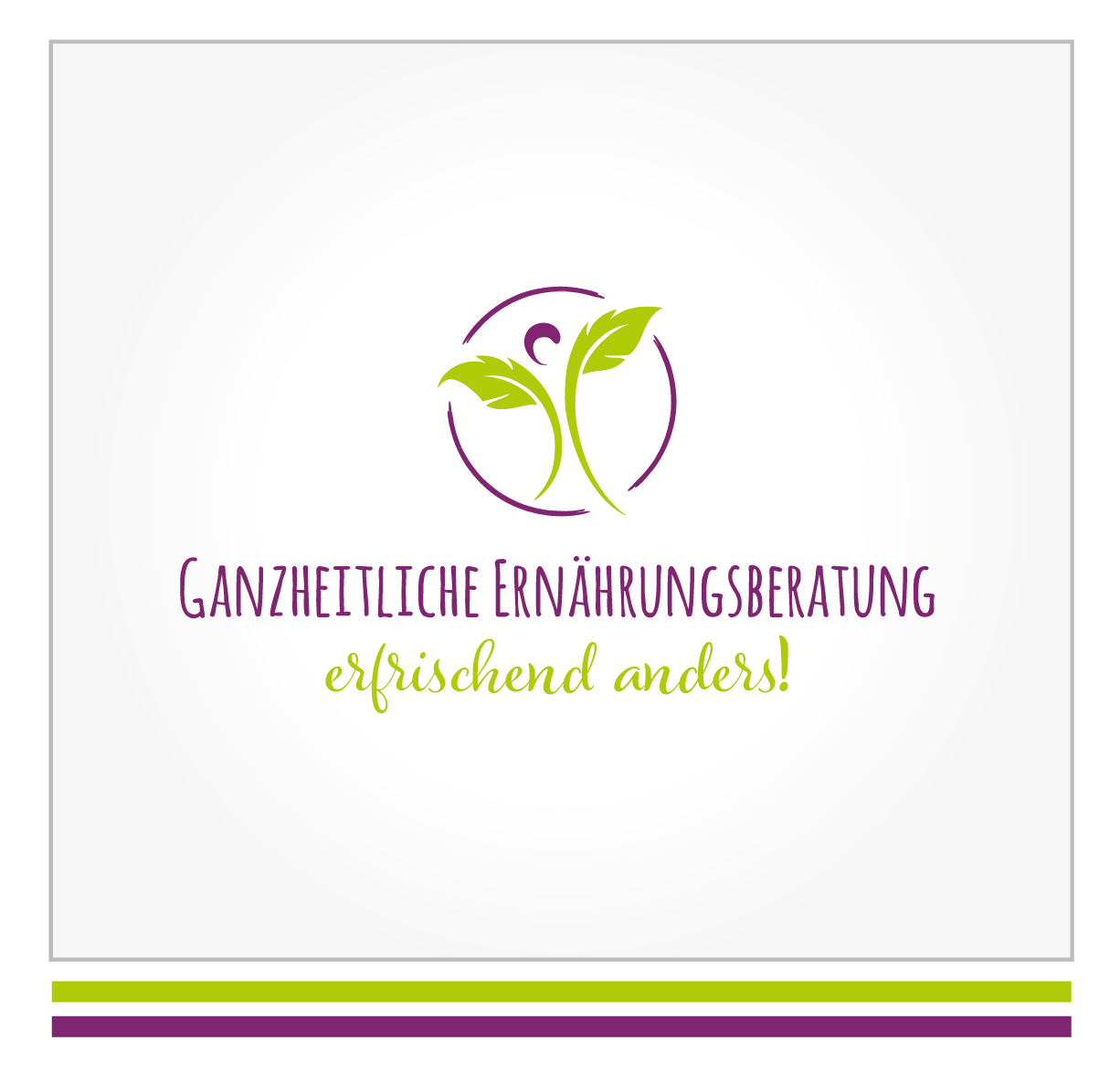 Logo-Design für Ernährungsberatung gesucht
