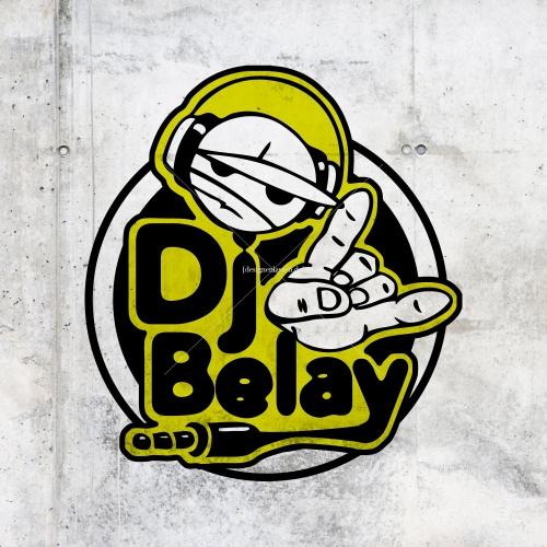 DJ BELAY LOGO