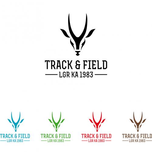 Logo-Design für Leichtathletik-Verein in Karlsruhe