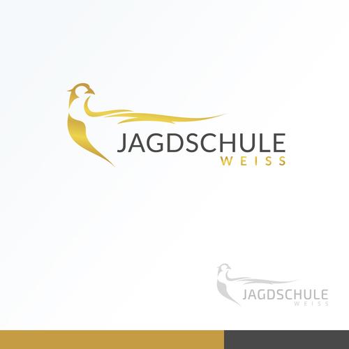 Modernes und freundliches Corporate Design für Jagdschule