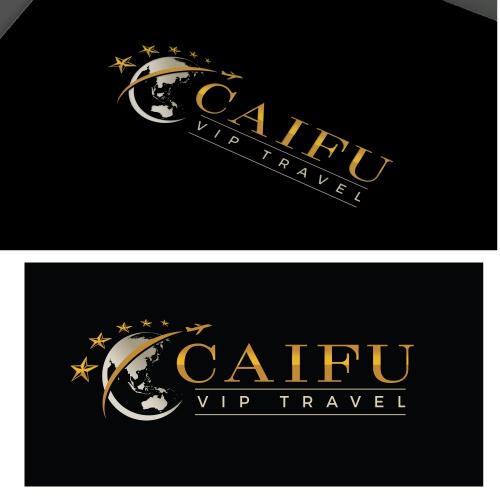 Logo-Design für VIP Travel Reise Veranstalter