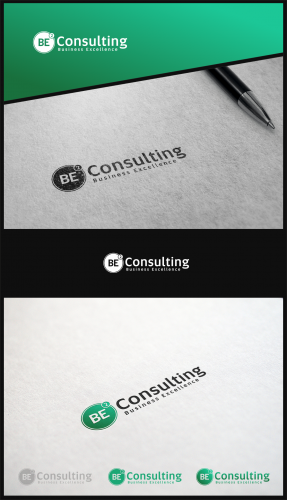 logo design f r consulting firma logo design. Black Bedroom Furniture Sets. Home Design Ideas