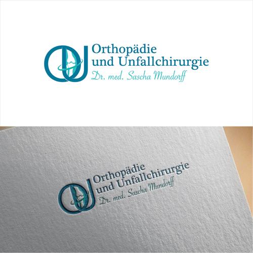 Praxis für Orthopädie und Unfallchirurgie sucht Logo-Design