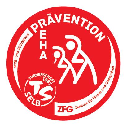 Logo-Design für REHASPORT in der TS Selb