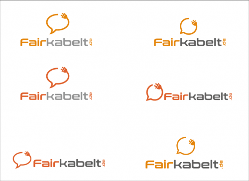 Logo-Design Fairkabelt