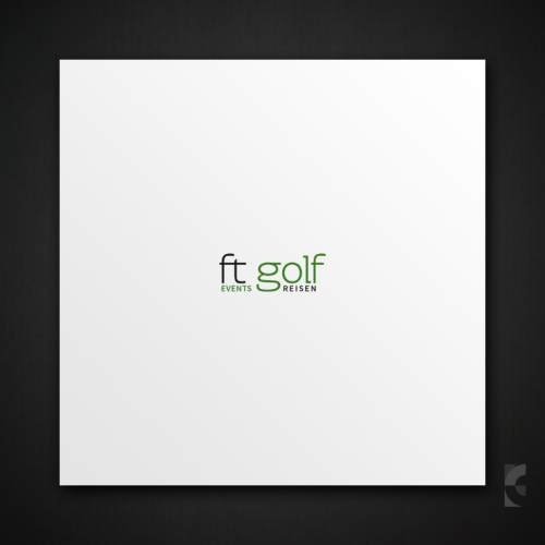 Logo-Design für ft golf