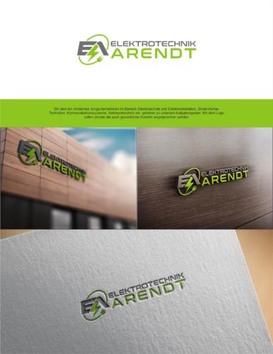 Logo-Design für Jungunternehmen im Bereich Elektrotechnik und -installation