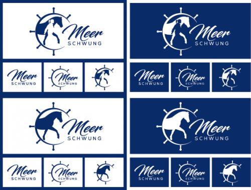 Bewegungstraining für Pferd und Mensch sucht Logo-Design