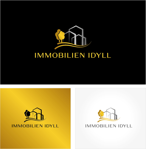 Logo-Design für Verkauf von Immobilien