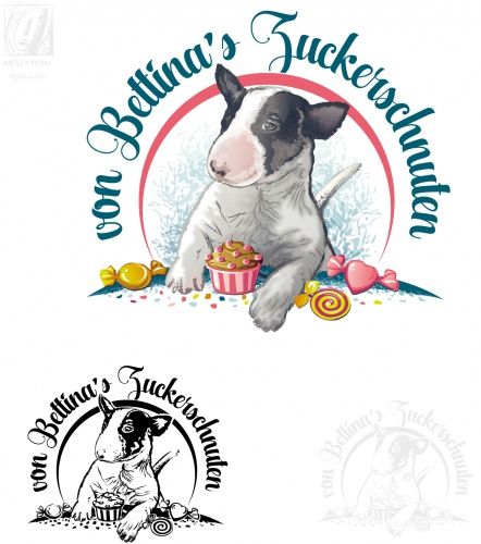 Logo-Design für Hundezüchterin