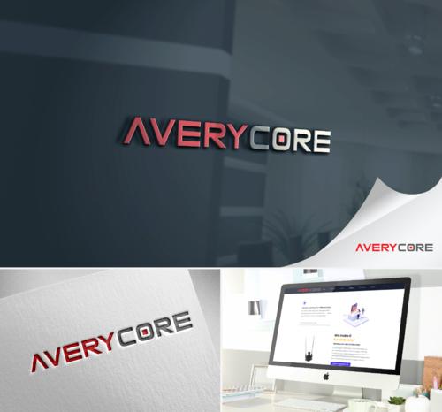 Logo-Design für Entwickler einer Software