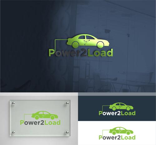 Logo-Design Forschungsprojekt Elektromobilität