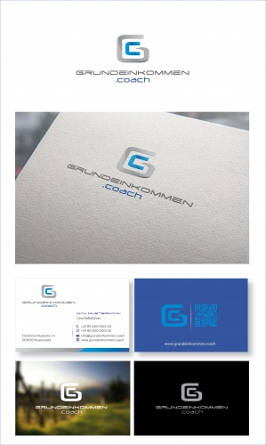 Logo-Design für Grundeinkommen