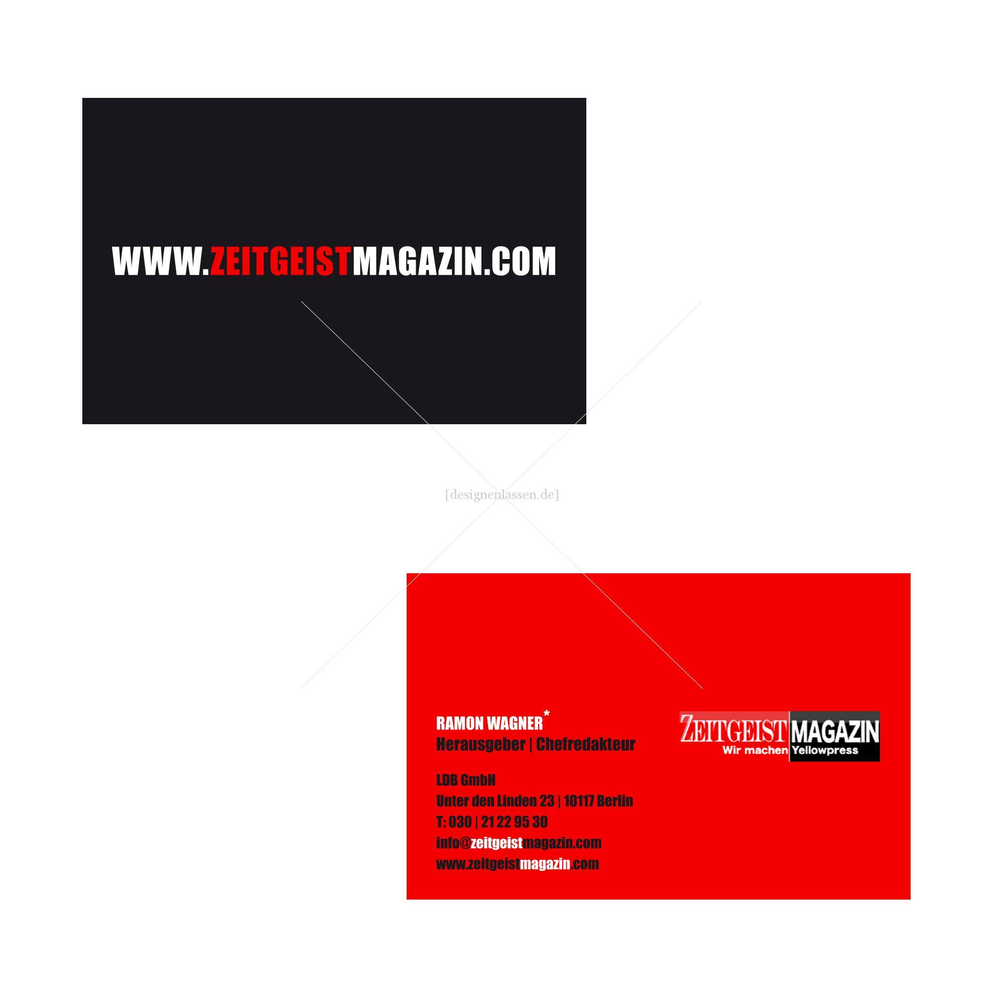 Visitenkarte Visitenkarten Design Designenlassen De