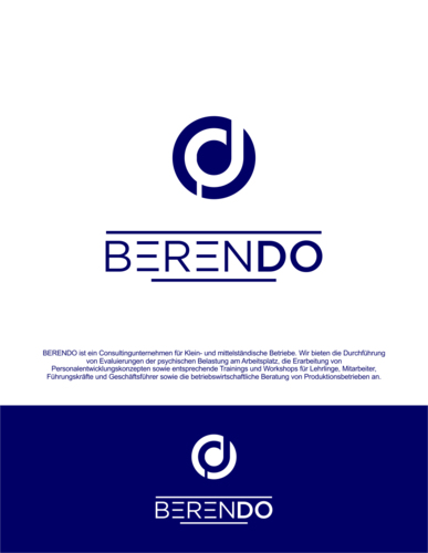 Logo-Design für Consultingunternehmen