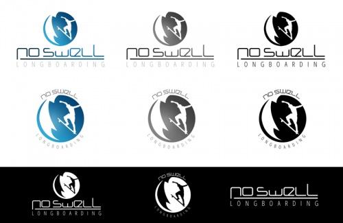 Logo für neue Skateboard/Longboard Firma